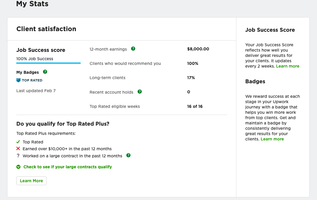 The Art of client Selection and secret of 100% JSS on Upwork – Freelancing Guide